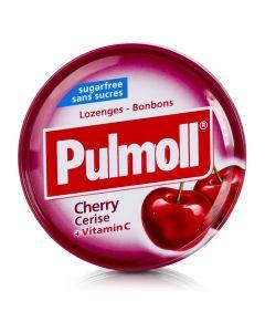 PULMOLL Καραμέλες με Κεράσι & Βιταμίνη C, 45gr