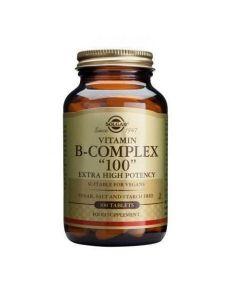 Solgar Formula B Complex 100, 100caps