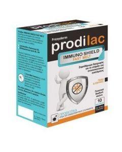 Frezyderm Prodilac Immuno Shield Fast Melt, 10φακελάκια