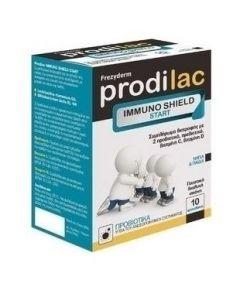 Frezyderm Prodilac Immuno Shield Start, 10φακελάκια