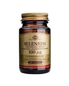 Solgar Selenium 100μg, 100tabs
