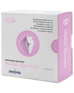 Innovis Lactotune Vaginal, 10caps
