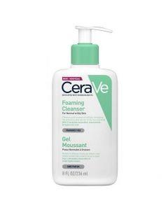 Cerave Foaming Cleanser Gel, 236ml
