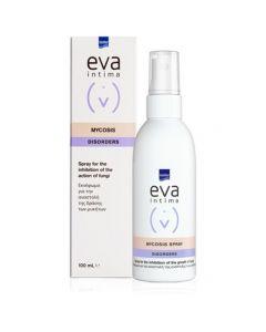 Intermed Eva Intima Disorders Mycosis Spray Για Καθαρισμό & Αντιμετώπιση Της Μυκητίασης, 100ml