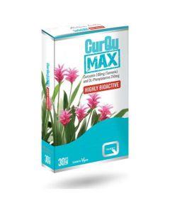 Quest CurQumax Turmeric Supplement, 30tabs