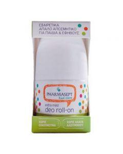 Pharmasept Kid Deo Roll-on Extra Mild Απαλό Παιδικό Αποσμητικό, 50ml