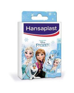 Hansaplast Frozen, Αυτοκόλλητα Παιδικά Επιθέματα Πληγών, 20τμχ