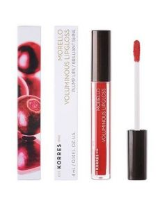Korres Morello Voluminous Lipgloss 42 Real Red 4ml