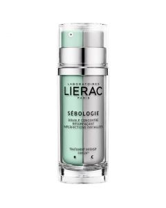 Lierac Sebologie Persistent Imperfections Resurfacing Double Concentrate, Διπλό Συμπύκνωμα Διόρθωσης των Επίμονων Ατελειών 30ml