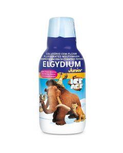 ELGYDIUM Junior Ice Age Mouthwash Στοματικό Διάλυμα Για Παιδιά 500ml