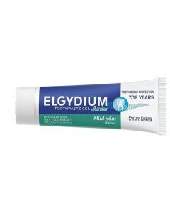 ELGYDIUM JUNIOR Mild Mint Οδοντόκρεμα 50ml