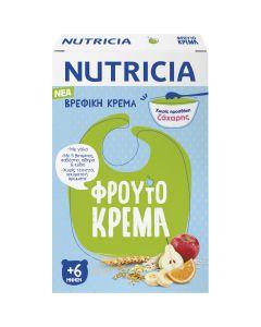 Nutricia Κρέμα Φρουτόκρεμα 250gr