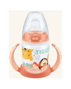 NUK First Choice Μπιμπερό εκπαίδευσης με ρύγχος, Disney Winnie the Pooh, 150ml
