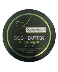 Donna Valente Body Butter Aloe Vera, 210ml