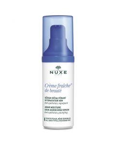 Nuxe Creme Fraiche de Beaute Serum Desalterant Hydratation 48h, 30ml