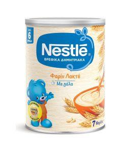 Nestle Φαρίν Λακτέ με Γάλα, 350gr