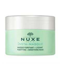 Nuxe Insta-Masque Purifying & Smoothing Mask with Rose and Clay, 50ml