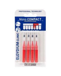 Elgydium Mono Compact 0.7mm, 4τμχ