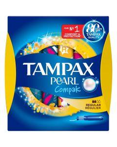Tampax Compak Pearl Regular, 16τμχ