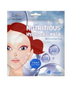 Vican Cettua Clean & Simple Nutritious Hydrogel Mask, 1τμχ