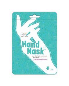 Vican Cettua Clean & Simple Hand Mask, 1ζευγάρι