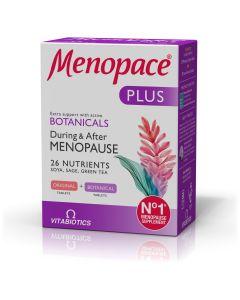 Vitabiotics Menopace Plus, 56tabs