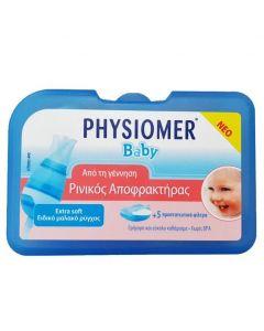 Physiomer Baby Nasal Aspirator Extra Soft, 1τμχ