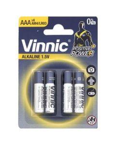 Vinnic Positive Power AAA, 4τμχ