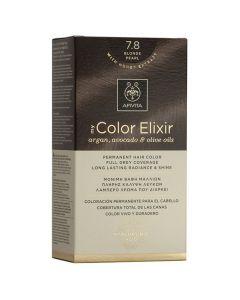 Apivita My Color Elixir Βαφή Μαλλιών N7.8, 1τμχ