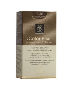 Apivita My Color Elixir Βαφή Μαλλιών N9.38, 1τμχ