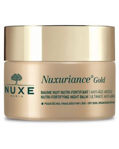 Nuxe Nuxuriance Gold Ultimate Anti-Aging Nutri-Fortifying Night Balm, 50ml