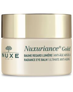 Nuxe Nuxuriance Gold Ultimate Anti-Aging Radiance Eye Balm, 15ml