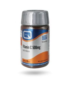 Quest Vitamin C 500mg Quick Release, 60tabs