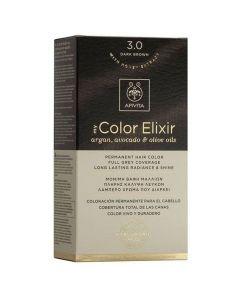 Apivita My Color Elixir Βαφή Μαλλιών 3.0, 1τμχ