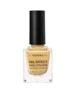 Korres Sweet Almond Nail Colour - It ' S Bananas No93, 11ml