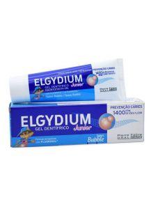 Elgydium Junior Bubble Οδοντόκρεμα για Παιδιά με γεύση Τσιχλόφουσκας, 50 ml