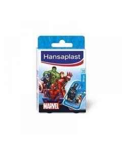 Hansaplast Marvel Αυτοκόλλητα Επιθέματα, 20τμχ