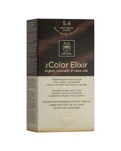 Apivita My Color Elixir Βαφή Μαλλιών N5,4, 1τμχ