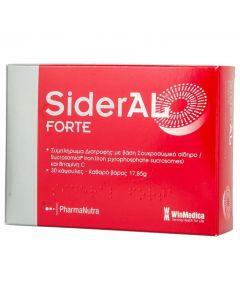 WinMedica Sideral Forte Συμπλήρωμα Διατροφής Σίδηρος, 30 caps