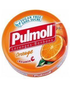 Pulmoll Vitamin C Orange, 45gr