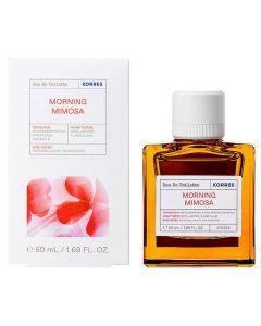 Korres Morning Mimosa Eau De Toilette, 50ml