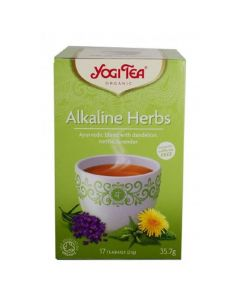 Yogi Tea Alkaline Herbs, 17Φακελάκια