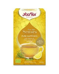 Yogi Tea Pure Happiness, 20Φακελάκια