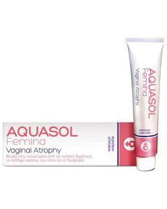 Minerva Pharmaceuticals Aquasol Femina Vaginal Atrophy, 30ml