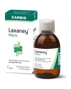 Zarbis Laxaney Macro Πόσιμο Διάλυμα Έτοιμο προς Χρήση Macrogol 4000 125gr, 250ml