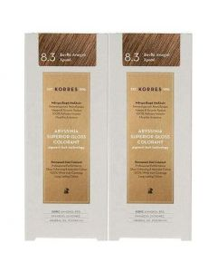 Korres Abyssinia Superior Gloss Colorant 8.3, 2x50ml