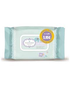 Pharmasept Baby Soft Wipes, 2x30τμχ