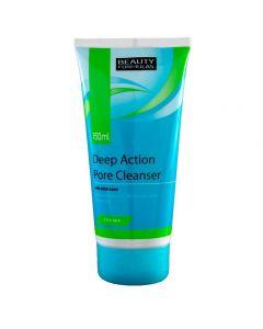 Beauty Formulas Clear Skin Deep Action Pore Cleanser, 150ml