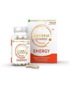 Neubria Charge Energy Supplement, 60caps