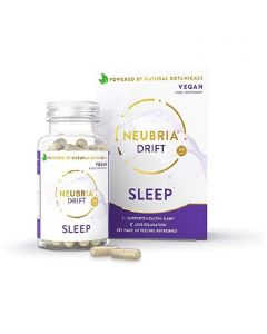 Neubria Drift Sleep Supplement, 60caps